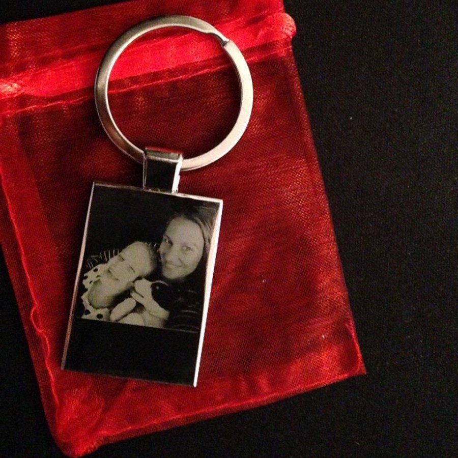 Porte cle personnalis - Porte cle personnalise avec photo gravure ...