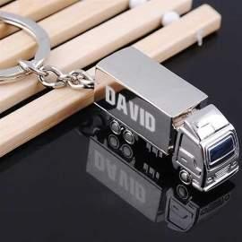 Porte clé personnalisable camion
