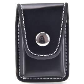 Étui pour briquet noir - compatible zippo