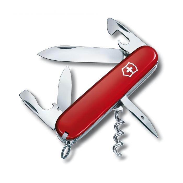 Couteau suisse Victorinox Spartan gravé