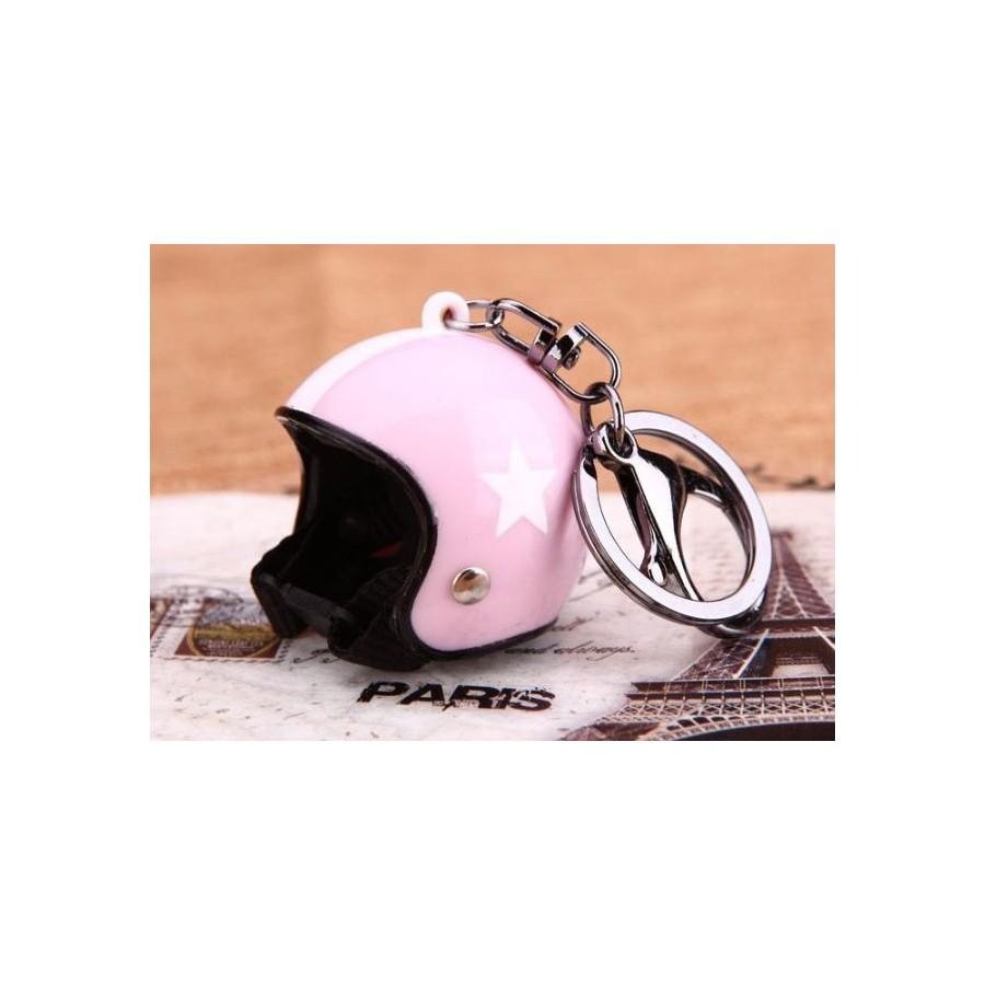 Porte cl casque scooter personnalis pour femmes for Porte u moto