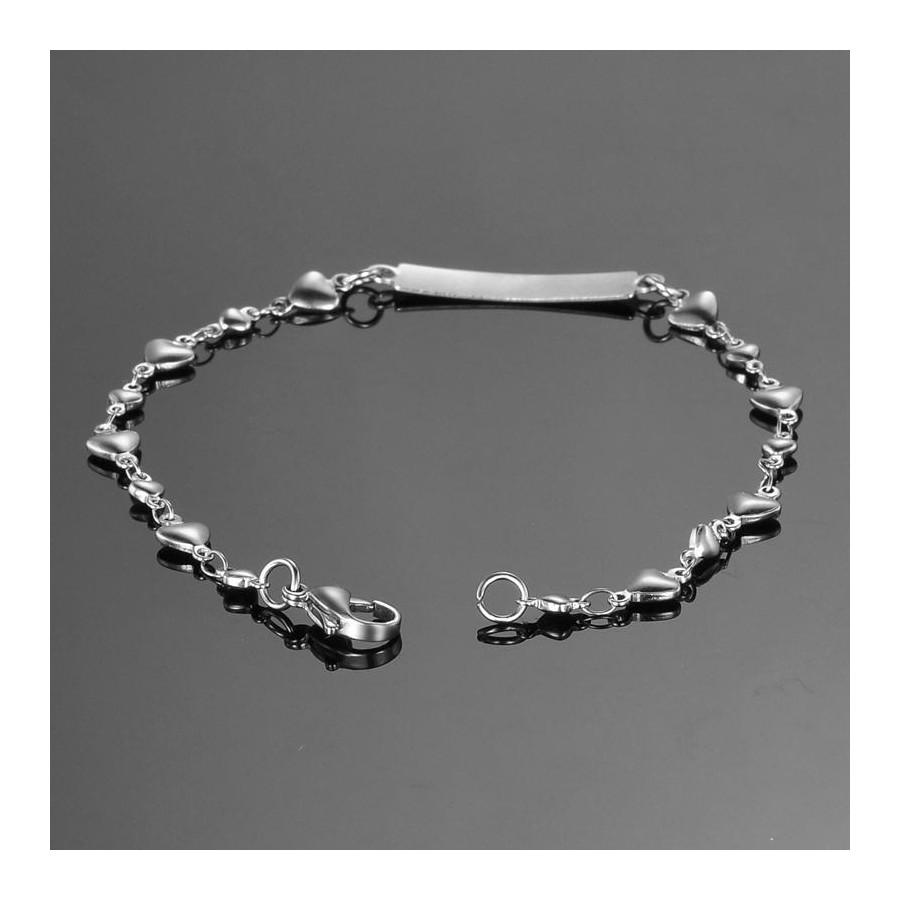 bracelet d 39 amour personnalis pour femmes. Black Bedroom Furniture Sets. Home Design Ideas