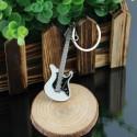 Porte-clés personnalisé guitare