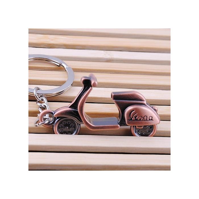 Porte clé scooter vespa