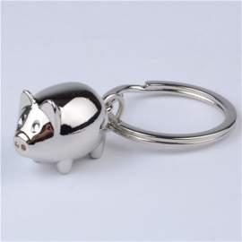 Porte-clés cochon