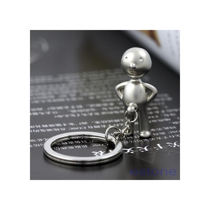 Porte-clés Monsieur Zizi debout