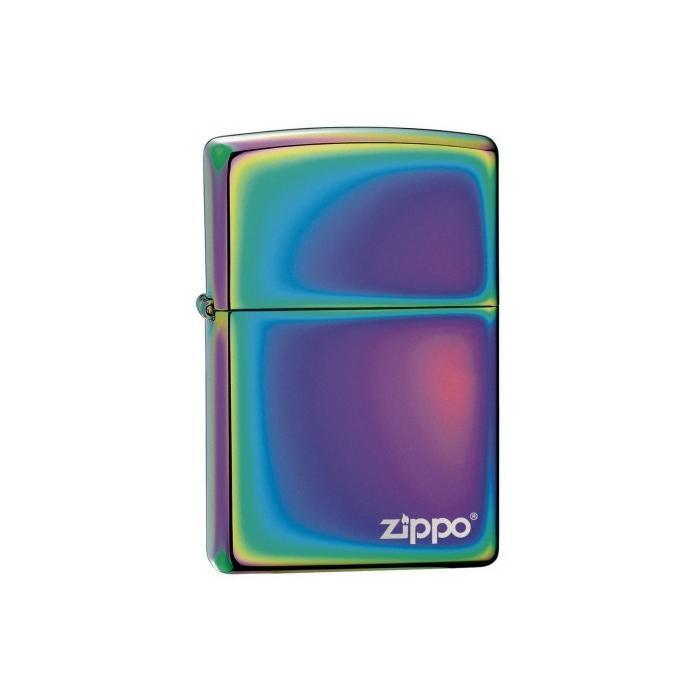 Zippo Spectrum avec logo