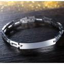Bracelet homme à personnaliser