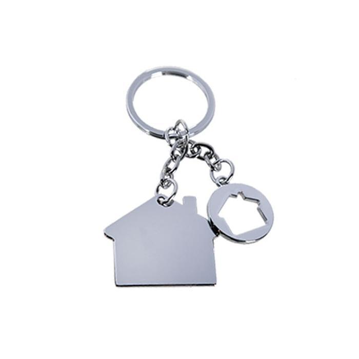 Porte-clé maison 105eb15d50f